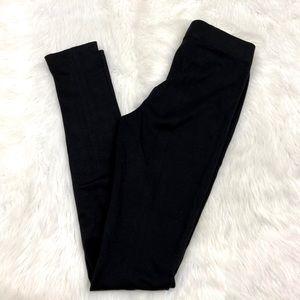 🍎Vince Womens Black Knit Leggings